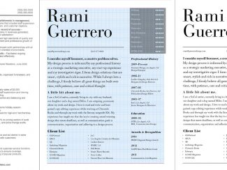 Five Typography Mistakes That Prevent Your Resume From Being Read