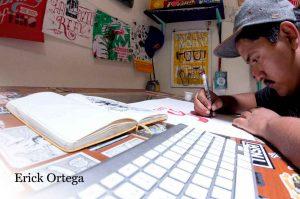 Lettering Artist - Erick - 1