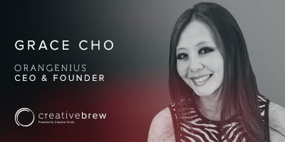 Creative Brew Speaker Grace Cho
