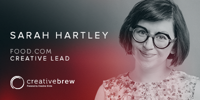 Creative Brew Speaker Sarah Hartley