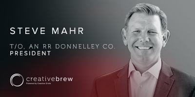 Creative Brew Speaker Steve Mahr