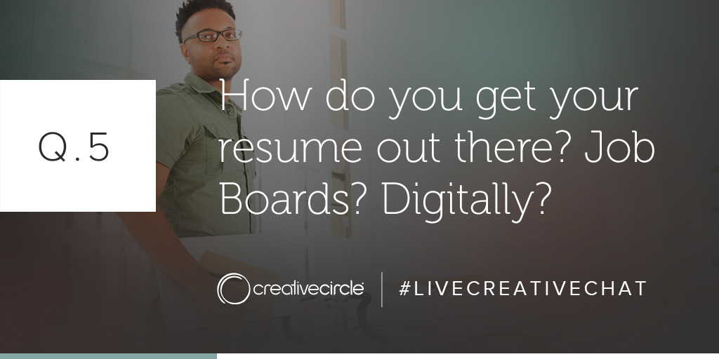 LiveCreativeChat - Resume 101 - Q4