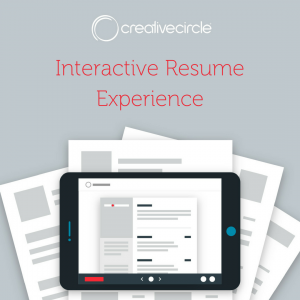 Interactive Resume Experience