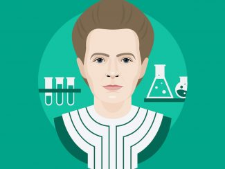 Marie Curie and Her X-Ray Vision