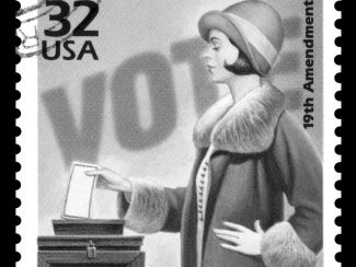 PR Lessons from the Women's Suffrage Movement