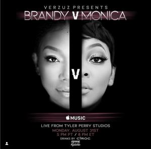 Verzuz Presents Brandy V Monica