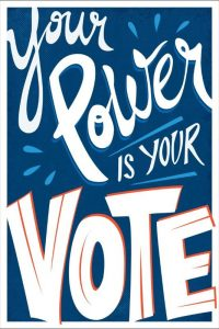 Your Power is Your Vote