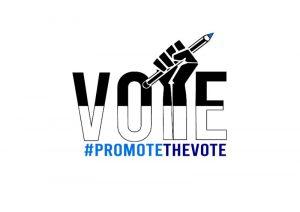 Vote #Promotethevote