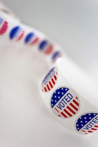 roll-of-i-voted-stickers