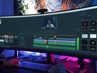 Video Editing vs. Motion Graphics Design